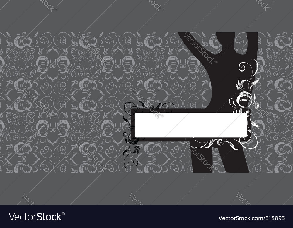 Silhouette border vector | Price: 1 Credit (USD $1)