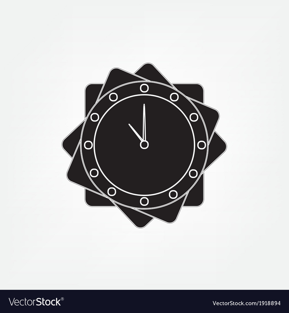 Watch icon vector | Price: 1 Credit (USD $1)