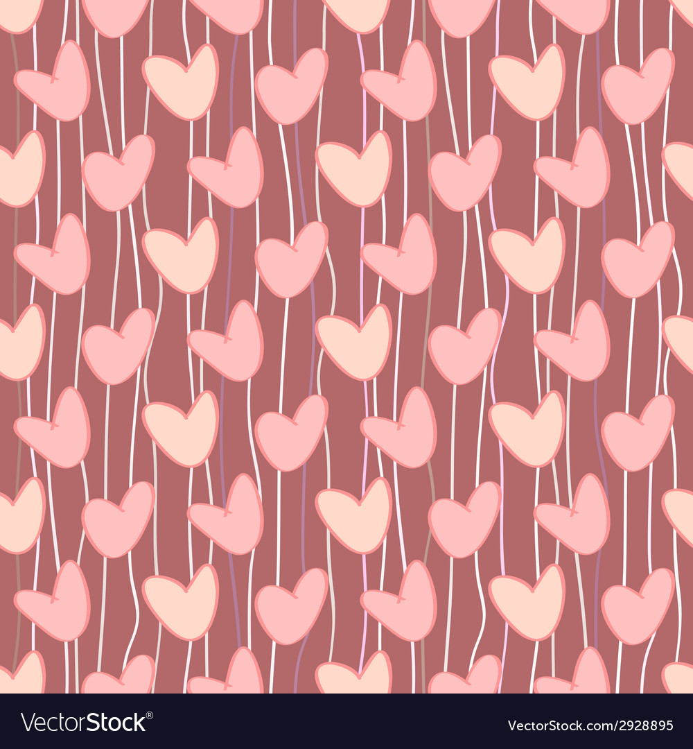 Lines hearts vector | Price: 1 Credit (USD $1)