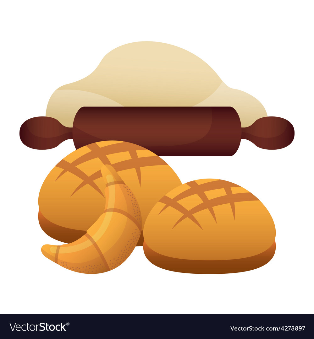 Fresh bakery vector | Price: 1 Credit (USD $1)