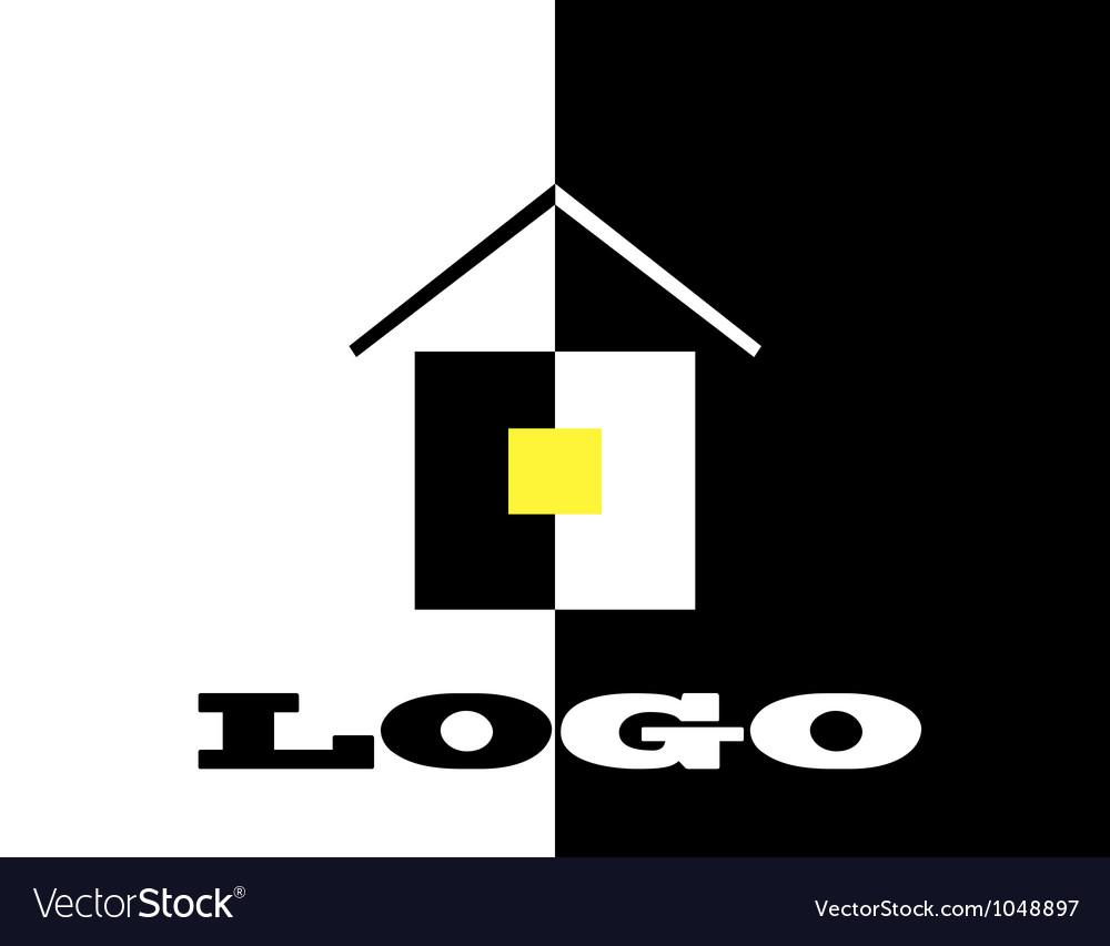 Logo hause vector | Price: 1 Credit (USD $1)