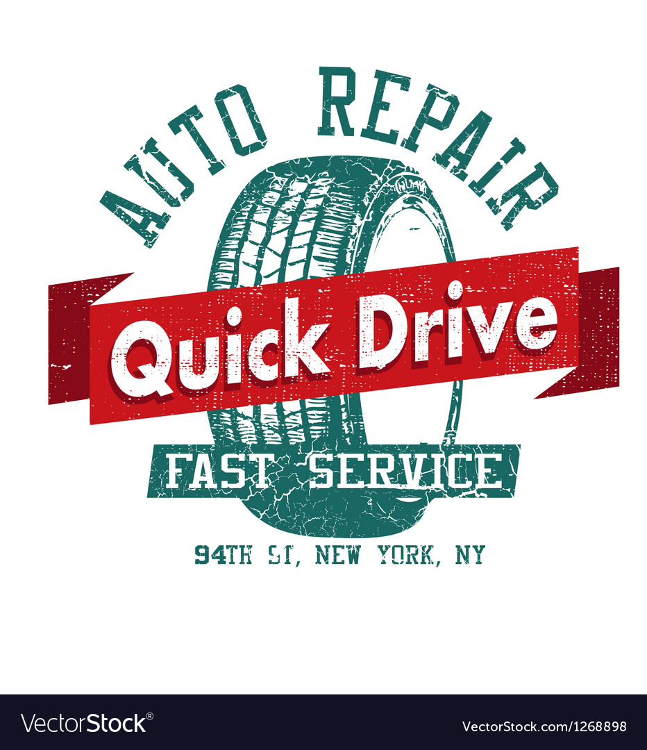 Auto repair vector | Price: 1 Credit (USD $1)