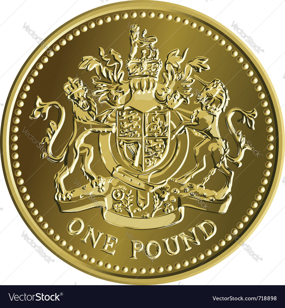 British money vector