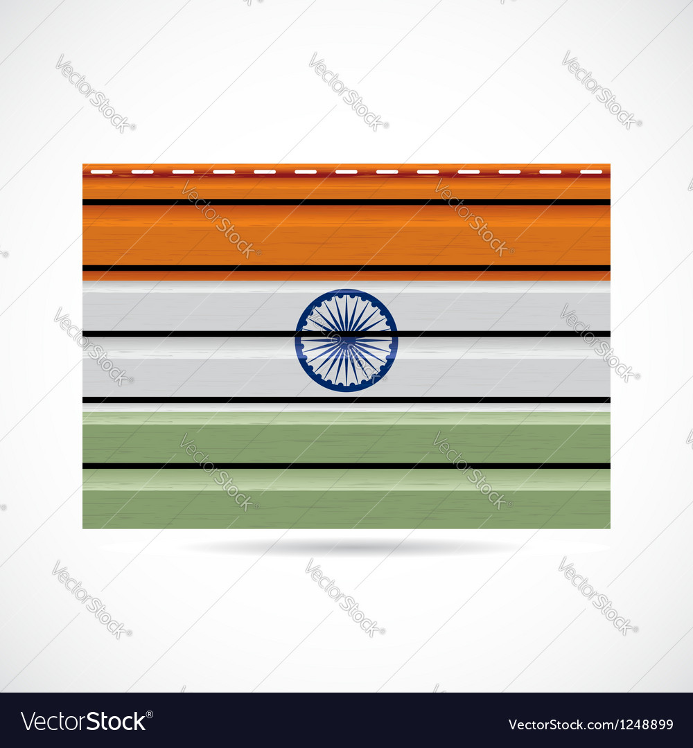 India siding produce company icon vector | Price: 1 Credit (USD $1)