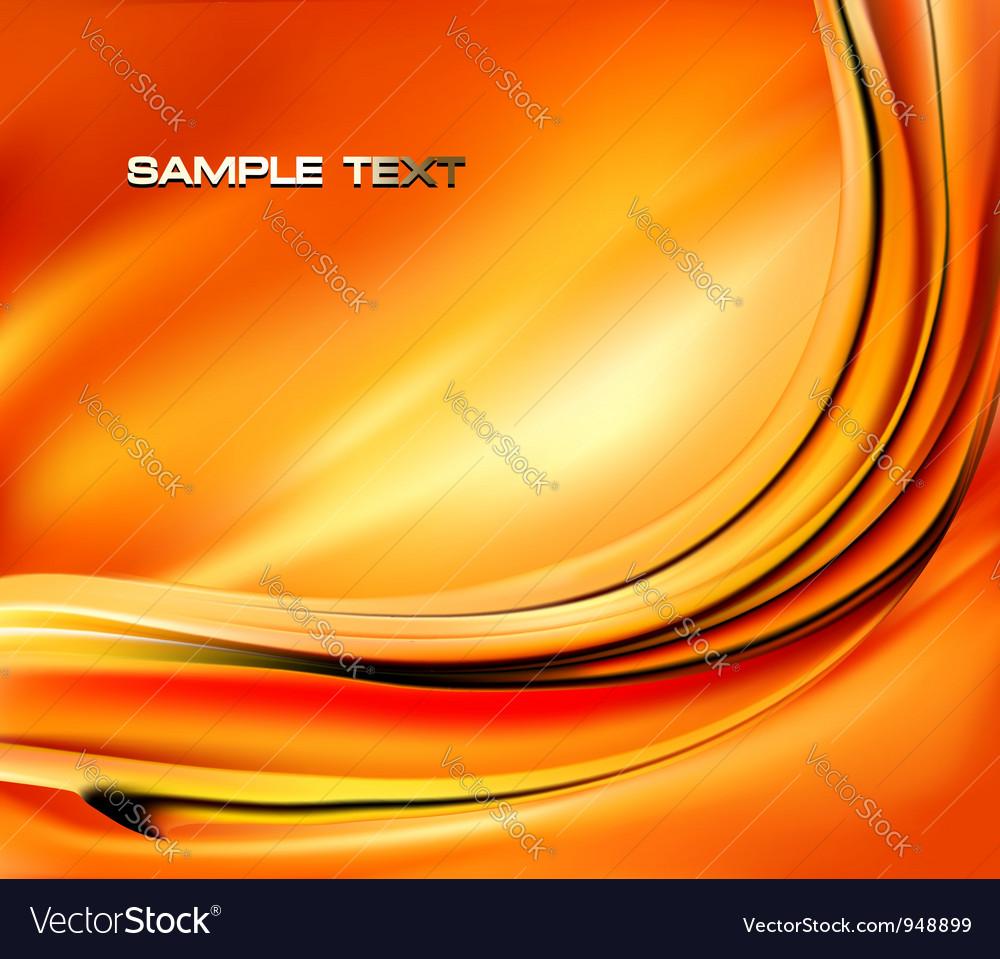 Red autumn elegant background vector | Price: 1 Credit (USD $1)