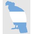 Andean condor argentina vector