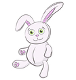Rabbit toy vector