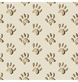 Animal prints seamless pattern vector