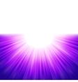 Burst of blue rays tenplate eps 8 vector