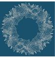 Alstroemeria round frame background vector