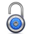 Combination lock collection vector
