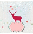 Christmas background card template eps 8 vector