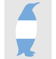 Penguin argentina vector