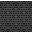 Grey retro seamless pattern vector
