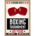 Boxingposter vector