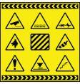 Hazards vector