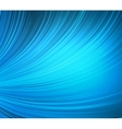 Brightly blue curtain background vector