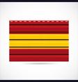 Spain siding produce company icon vector