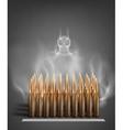 Army ammunition vector