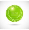 Color circle line design vector