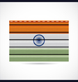 India siding produce company icon vector