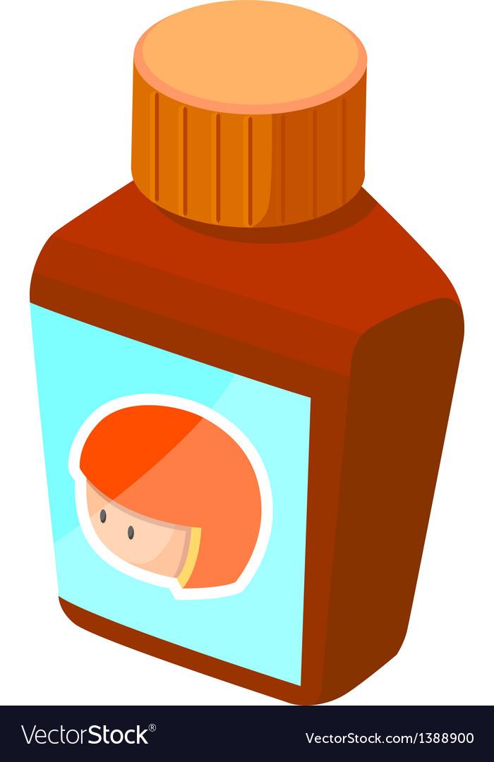 Icon medicine vector | Price: 1 Credit (USD $1)