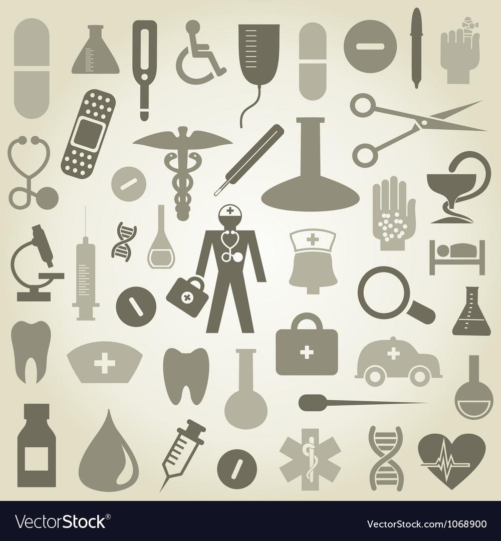 Medicine icon vector   Price: 1 Credit (USD $1)
