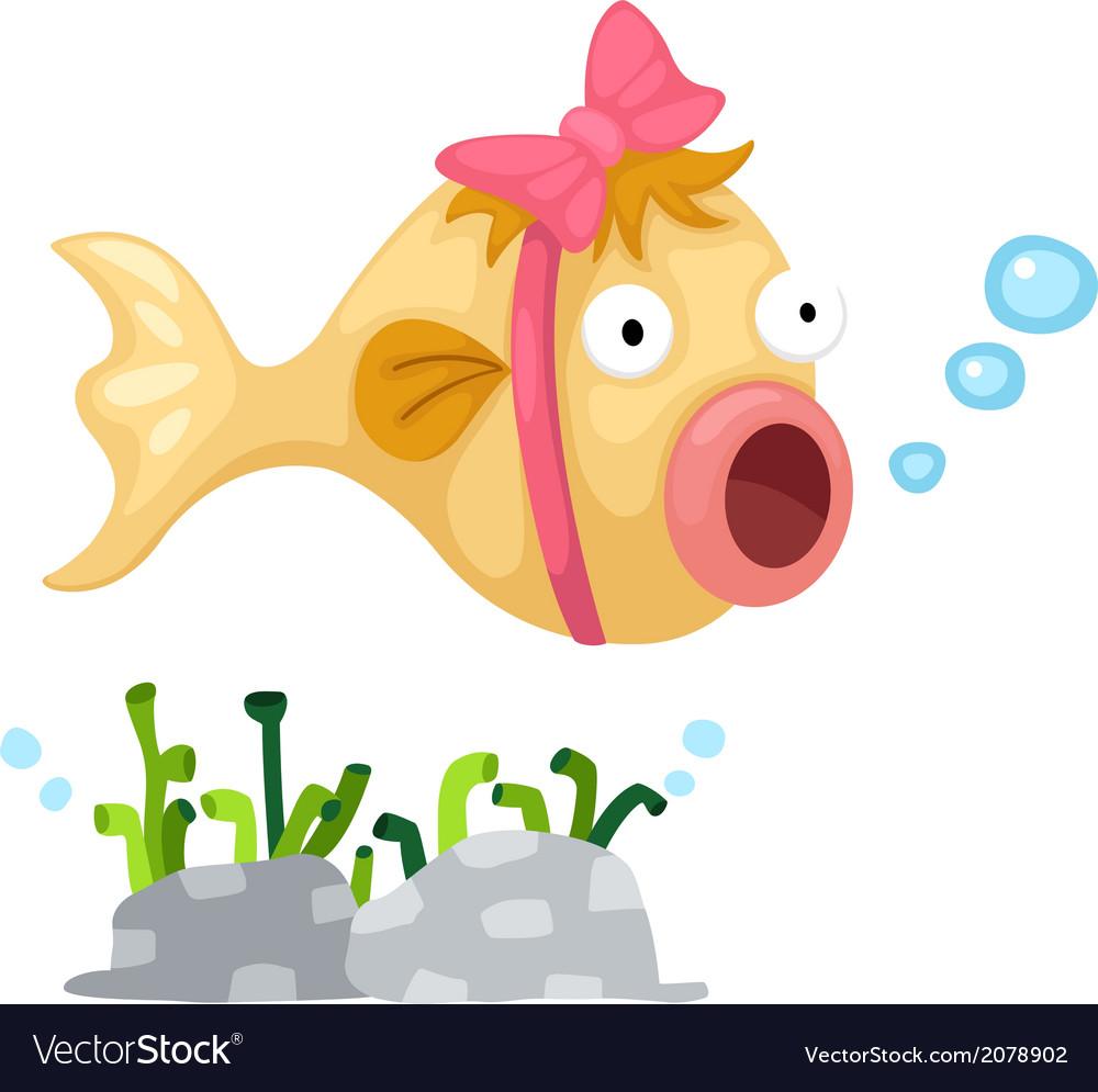 A fish vector | Price: 1 Credit (USD $1)