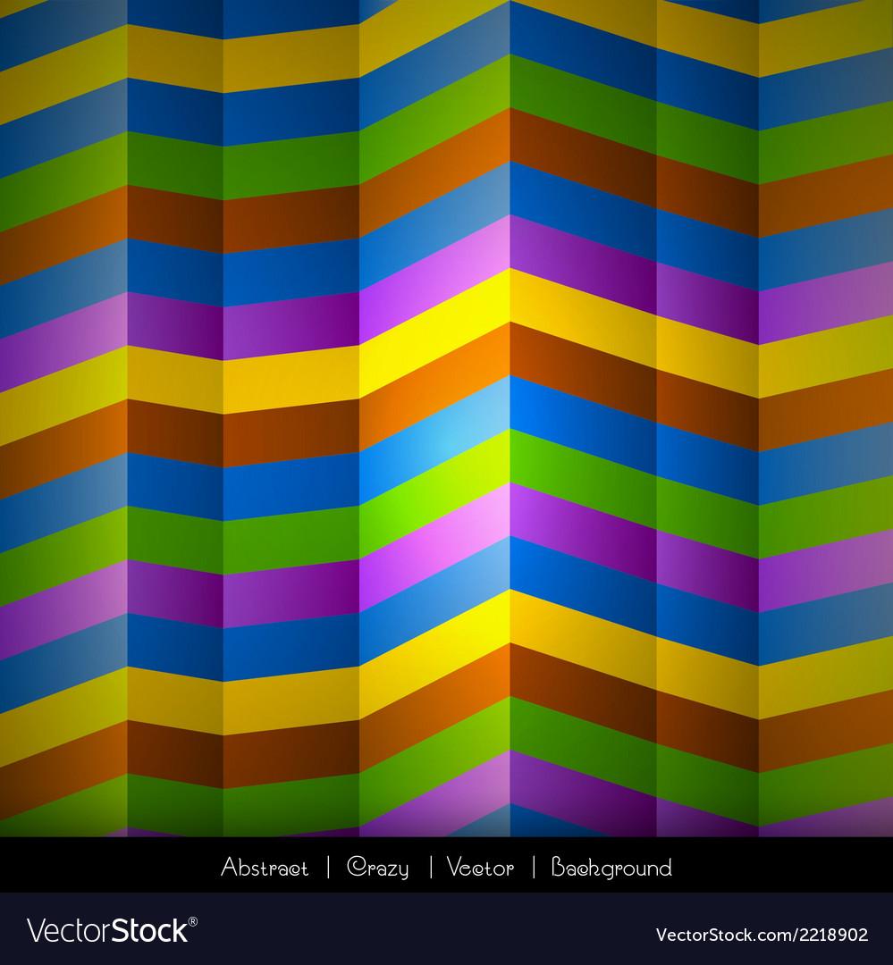 Crazy background vector | Price: 1 Credit (USD $1)