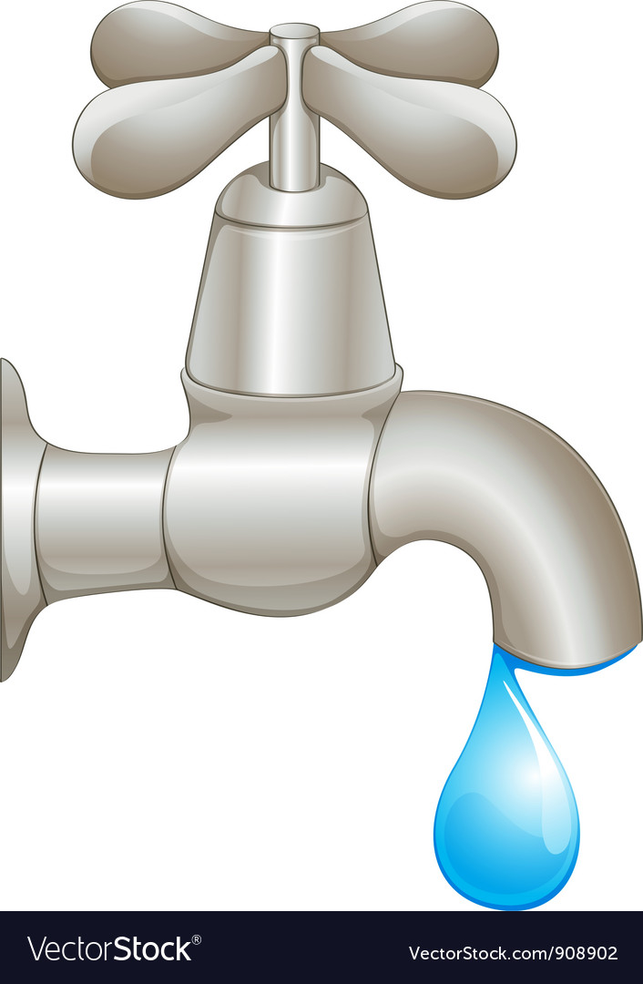 Faucet vector | Price: 3 Credit (USD $3)