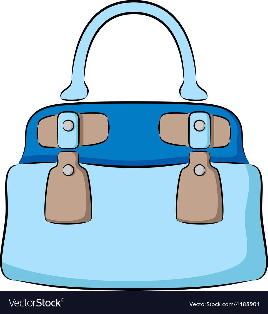 Handbag vector | Price: 1 Credit (USD $1)