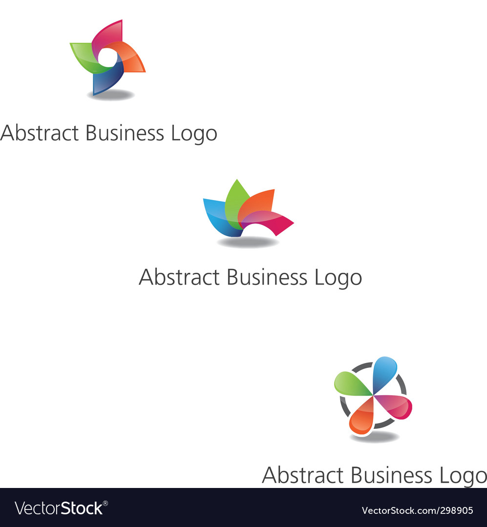 Abstractlogos vector | Price: 1 Credit (USD $1)