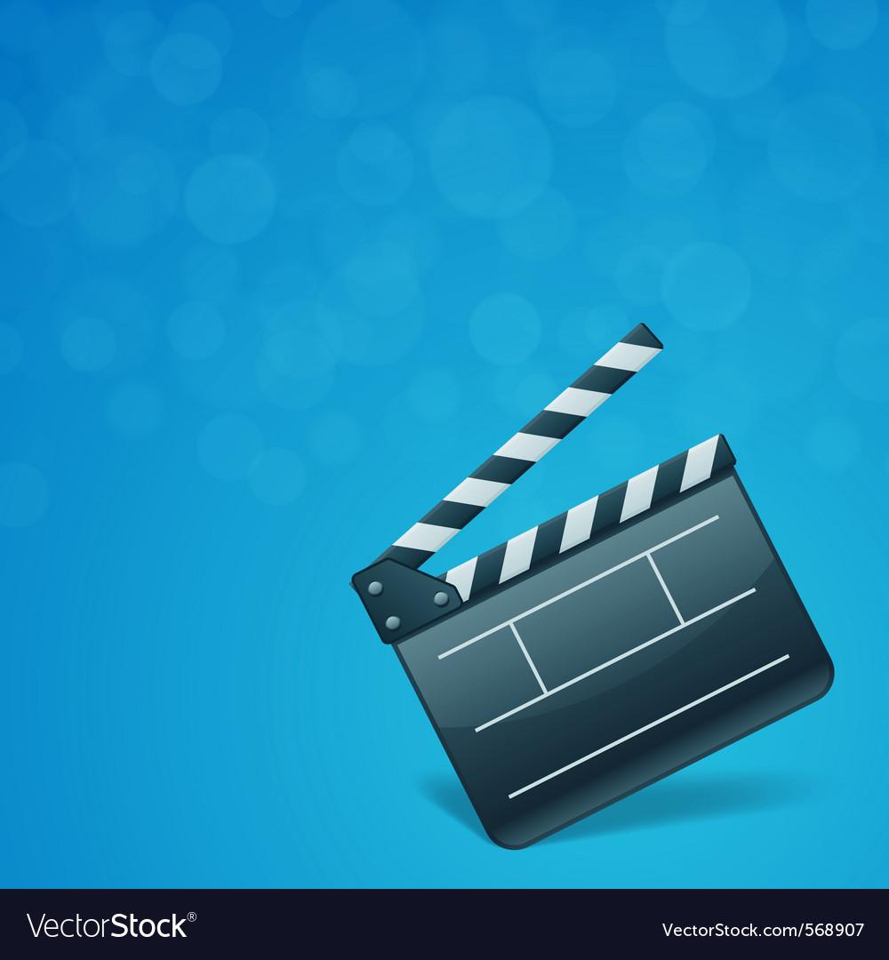 Film cinema background vector | Price: 1 Credit (USD $1)