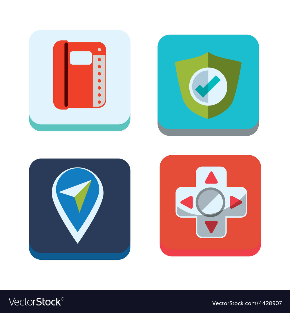Mobile apps design vector   Price: 1 Credit (USD $1)