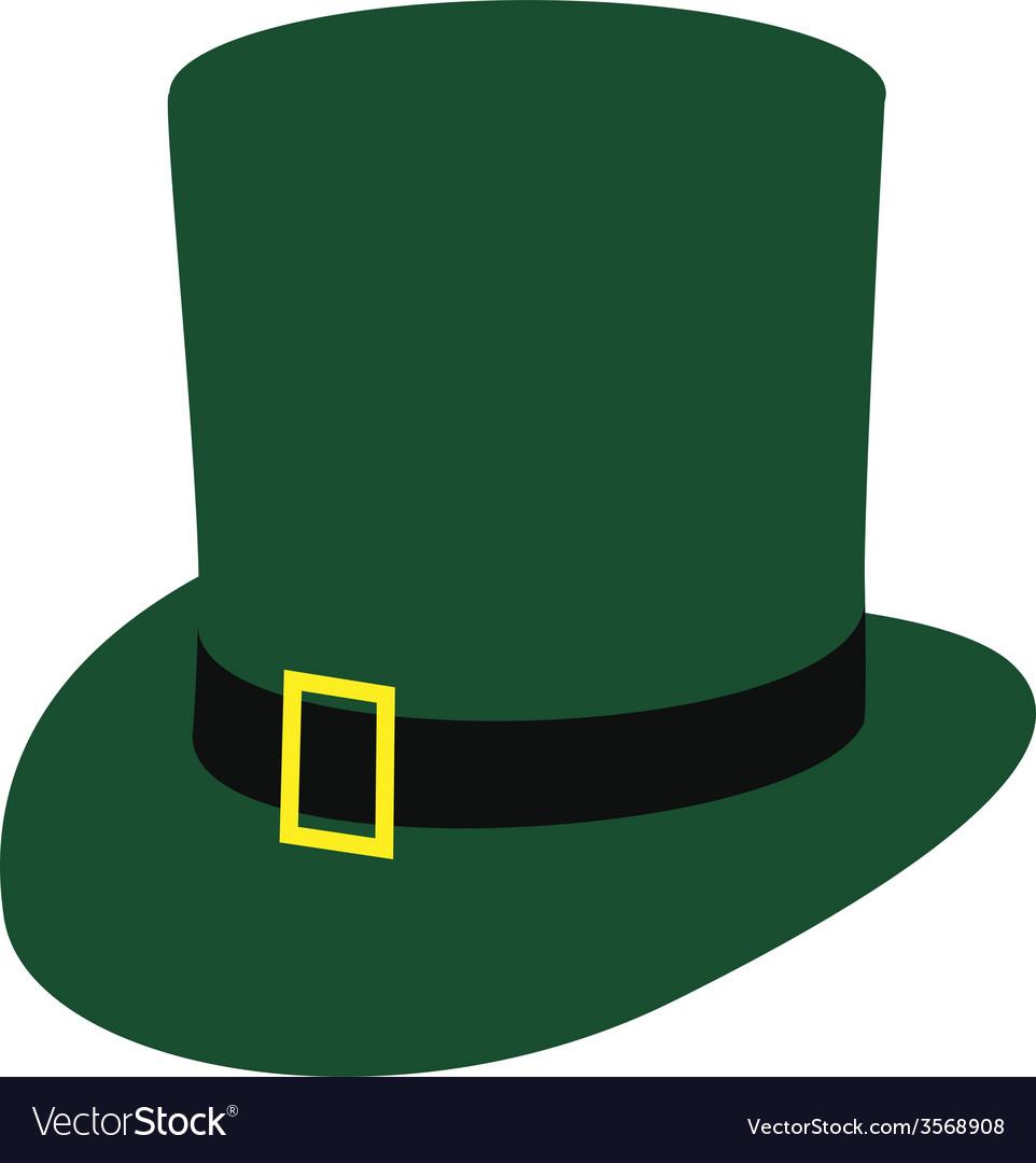 Irish hat vector | Price: 1 Credit (USD $1)