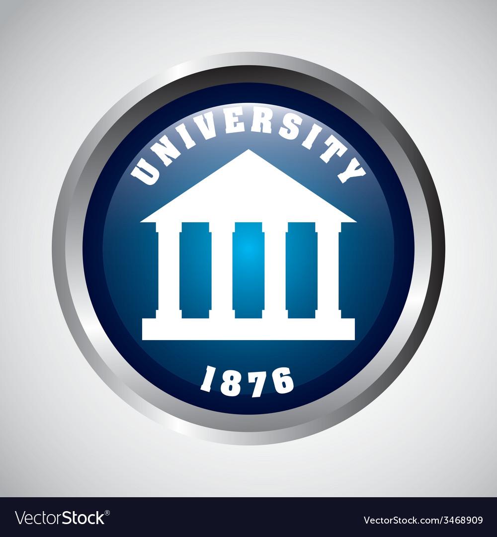 University design vector | Price: 1 Credit (USD $1)