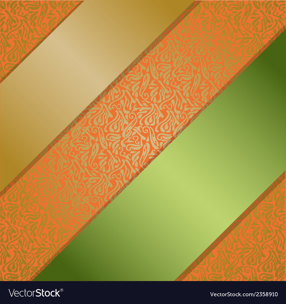 Background with ribbons vector | Price: 1 Credit (USD $1)