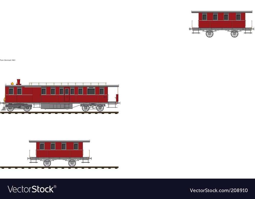 Train vector | Price: 3 Credit (USD $3)