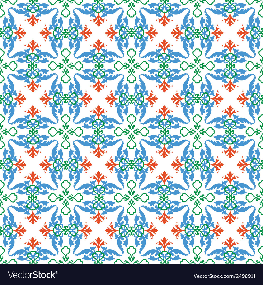 Multicolor pattern vector | Price: 1 Credit (USD $1)