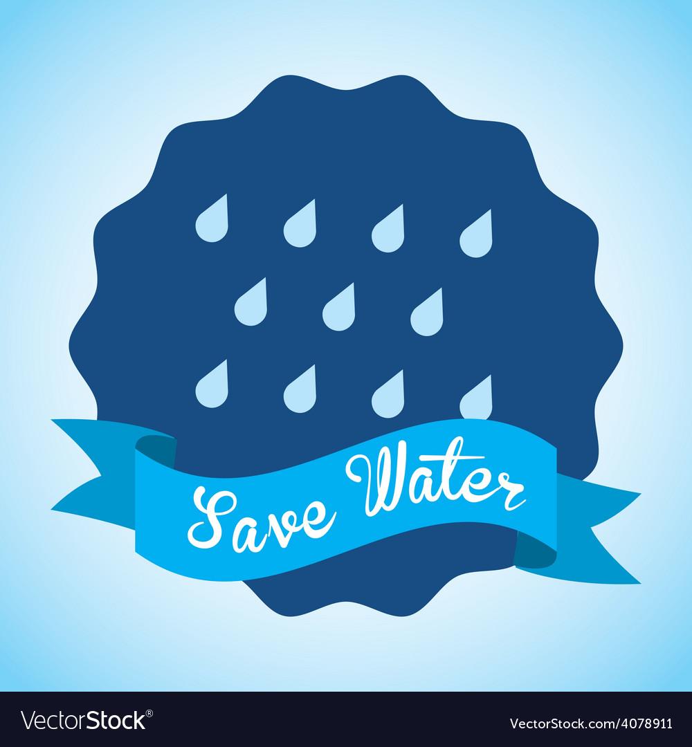 Natural water vector | Price: 1 Credit (USD $1)