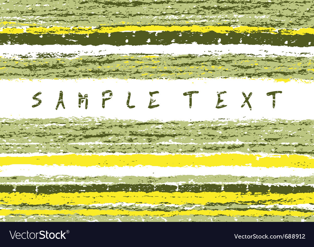 Abstract poster with old grunge texture vector | Price: 1 Credit (USD $1)