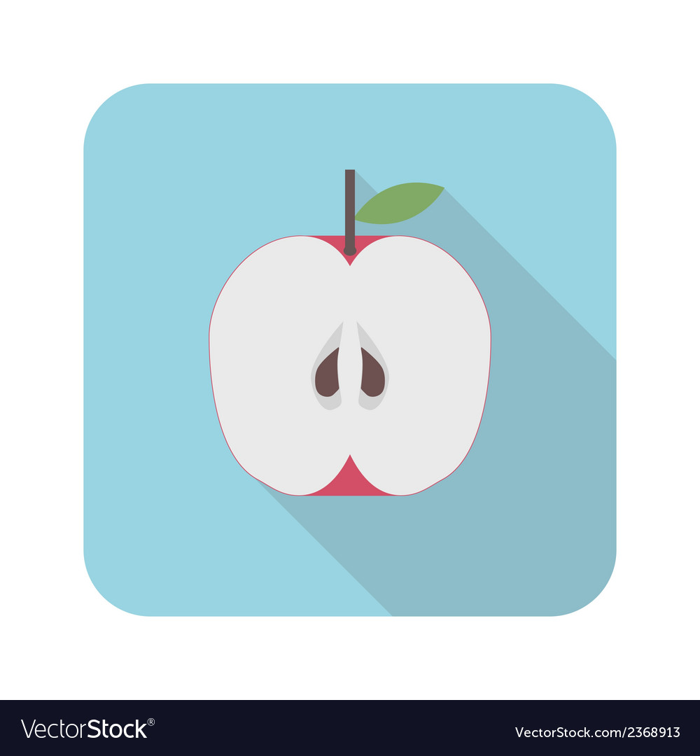 Apple vector | Price: 1 Credit (USD $1)