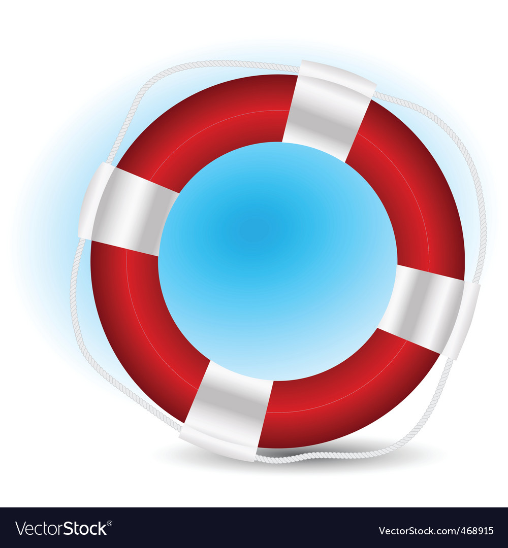 Life buoy2 vector | Price: 1 Credit (USD $1)