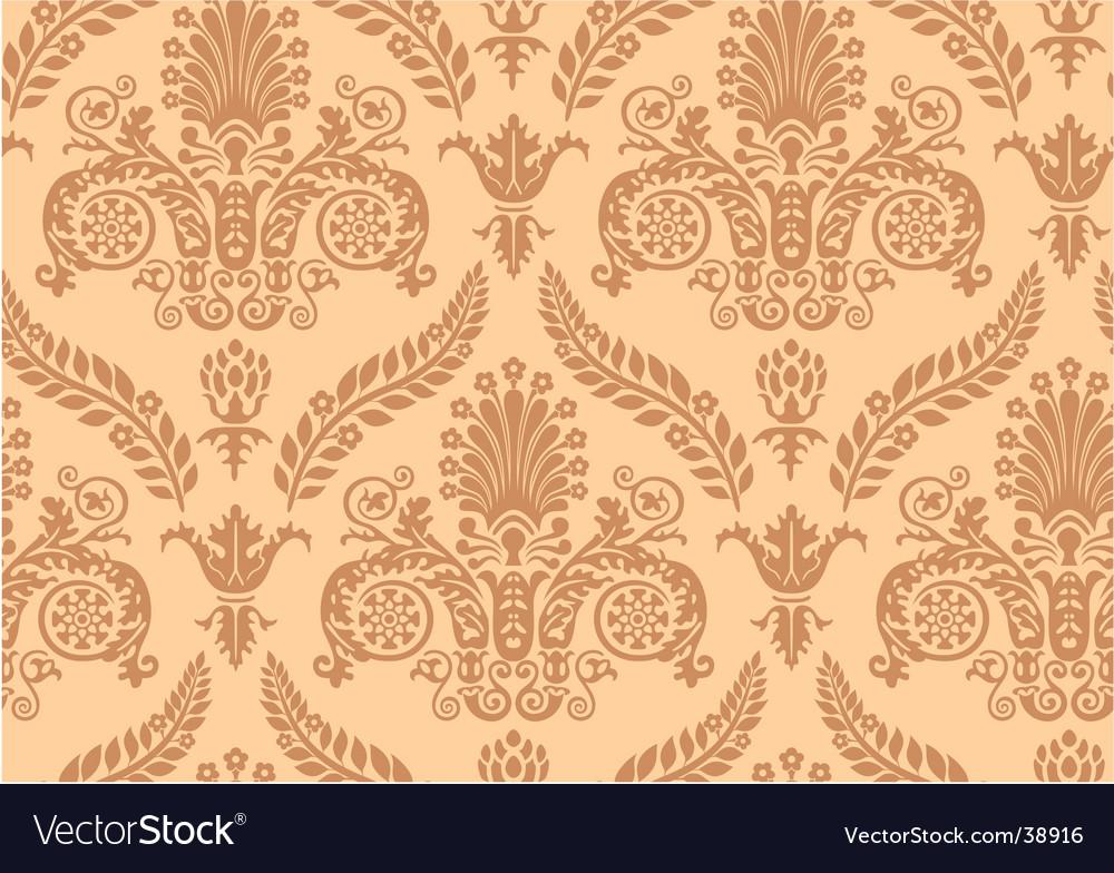 Renaissance wallpaper vector | Price: 1 Credit (USD $1)