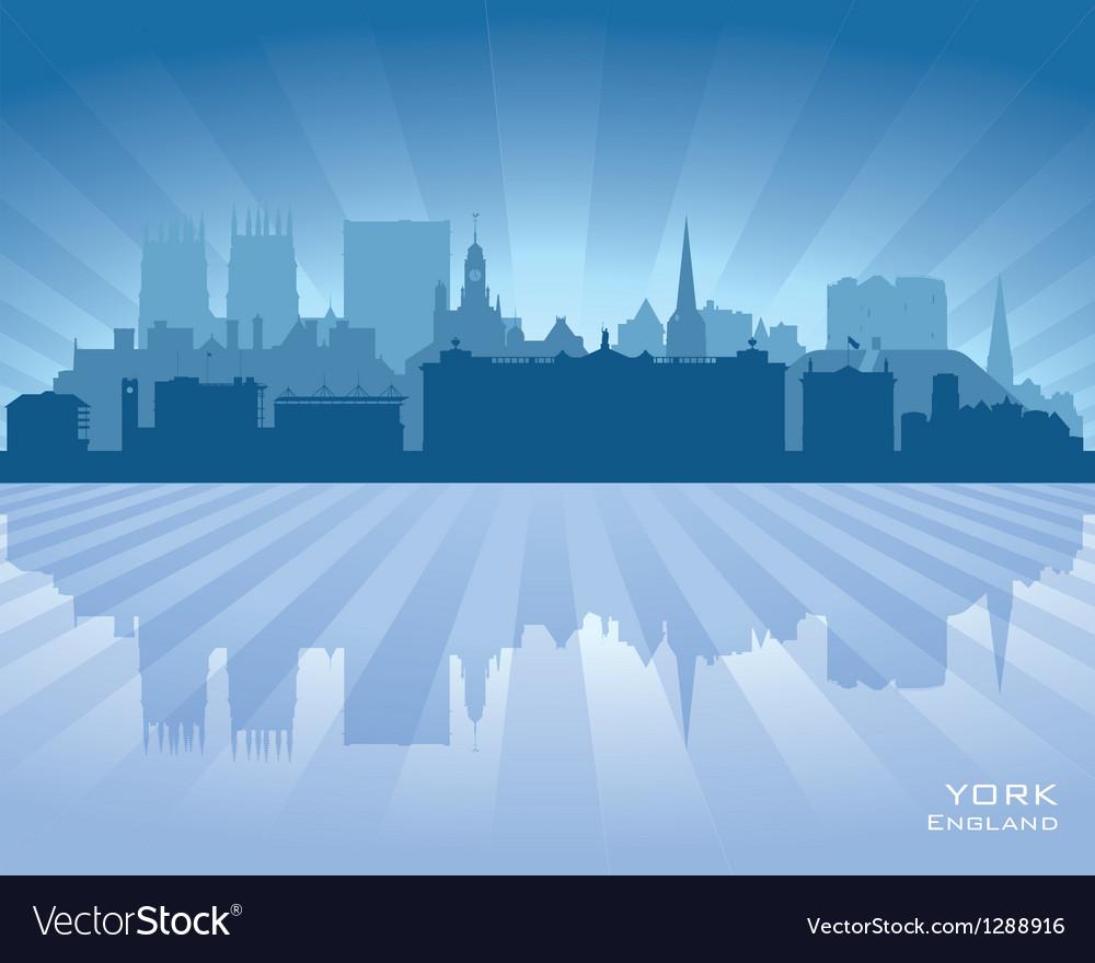 York england city skyline silhouette vector   Price: 1 Credit (USD $1)