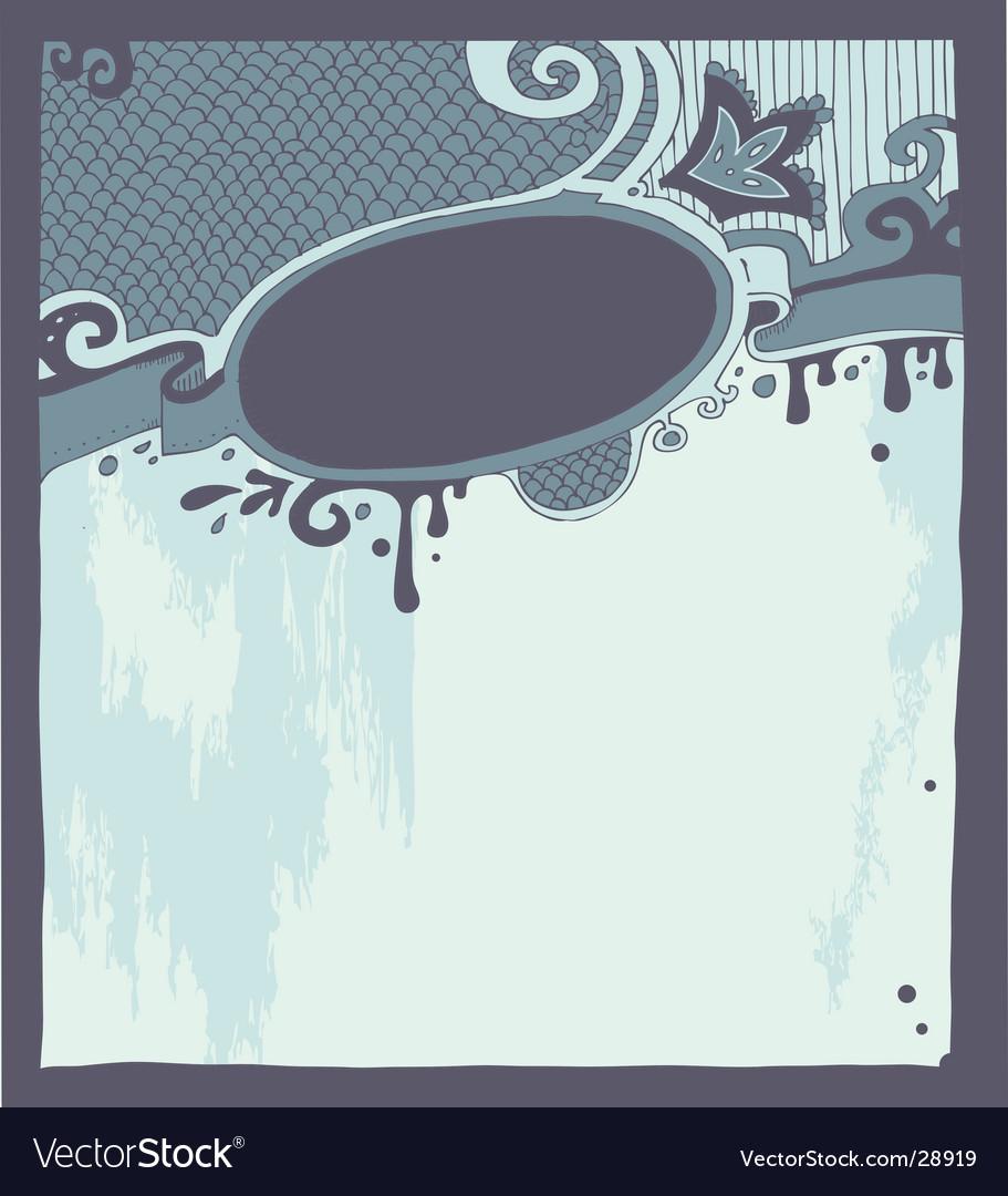 Sketch doodle banner vector   Price: 1 Credit (USD $1)