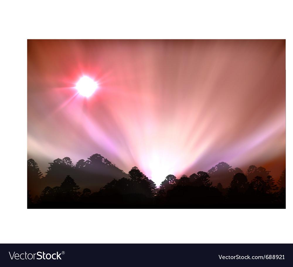 Ial of aurora polaris vector | Price: 1 Credit (USD $1)