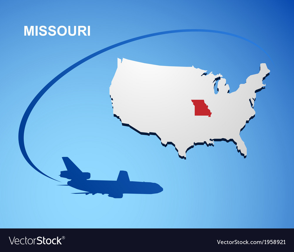 Missouri vector | Price: 1 Credit (USD $1)