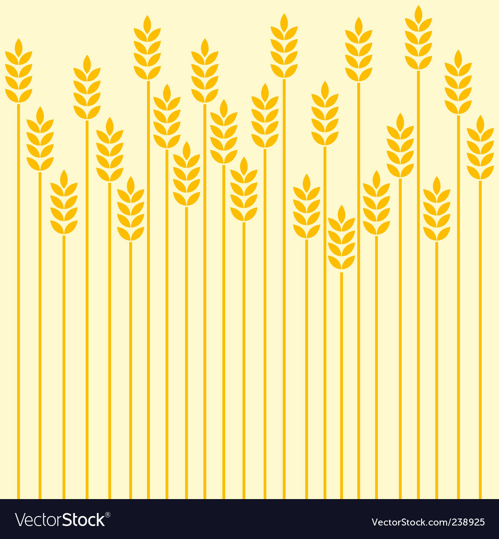 Wheat vector | Price: 1 Credit (USD $1)