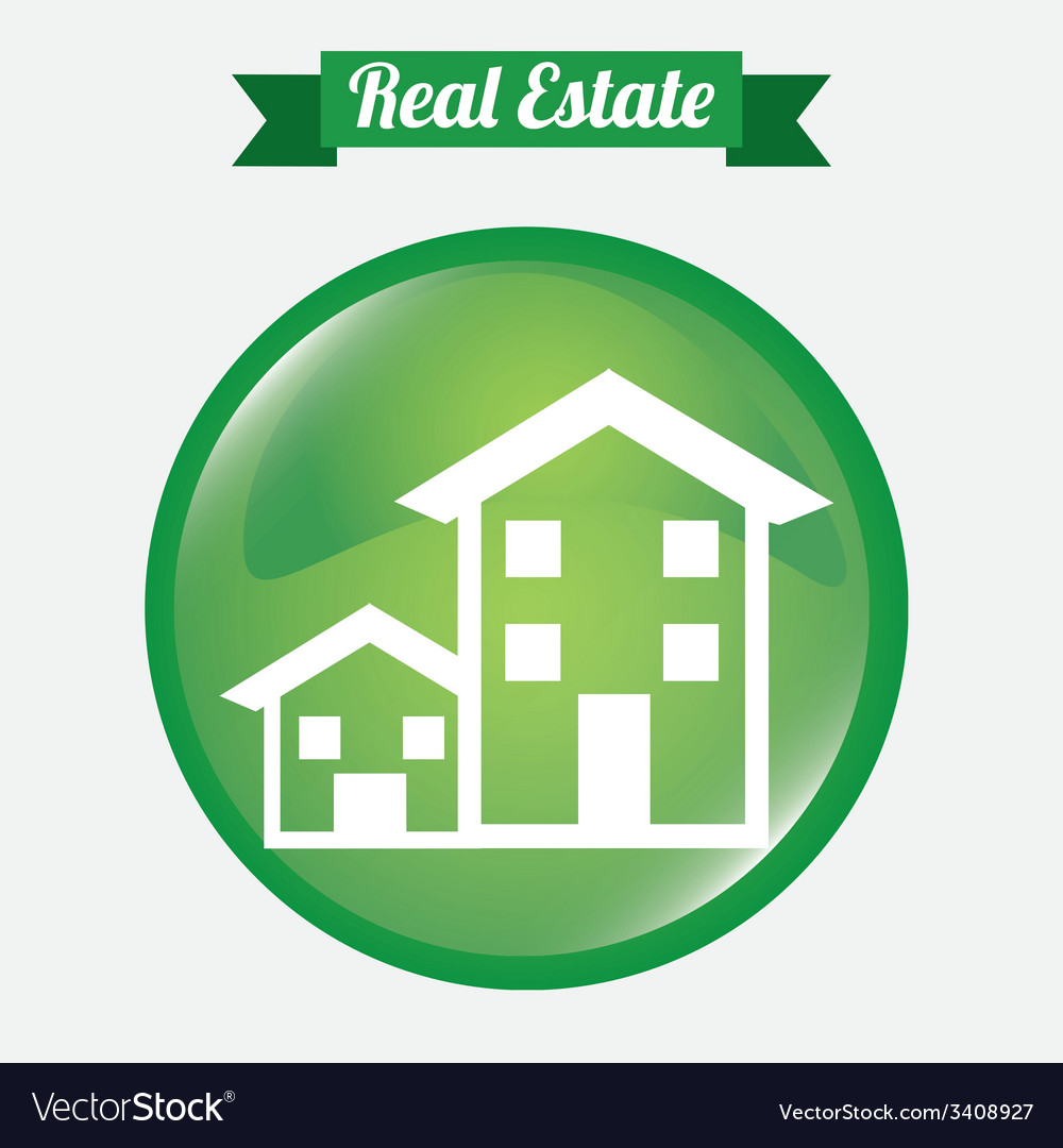 Real estate design vector | Price: 1 Credit (USD $1)
